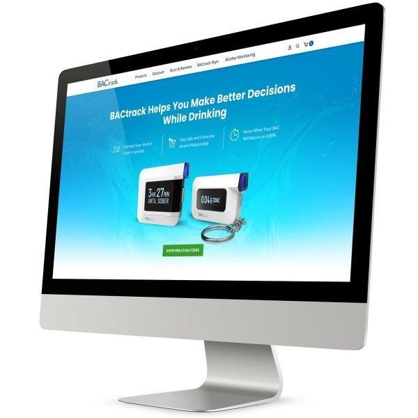 BACtrack Homepage